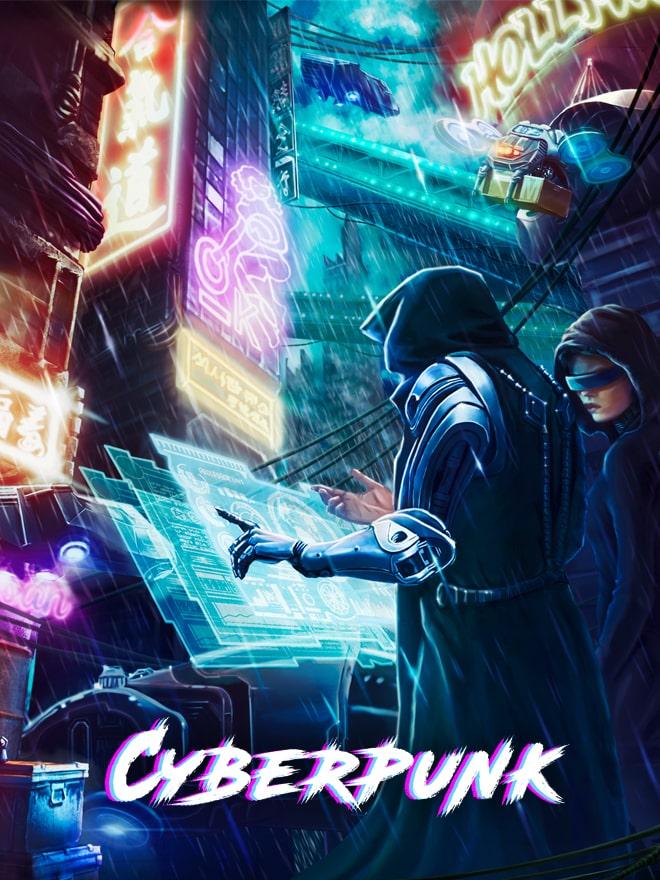 Cyberpunk | サイバーパンク