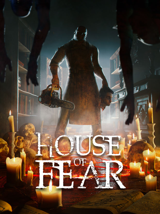 House of Fear | 恐怖の家