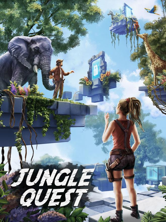 Jungle Quest | ジャングルクエスト