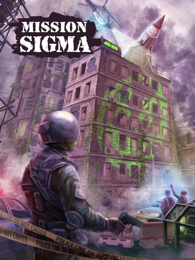 Mission Sigma | ミッション・シグマ