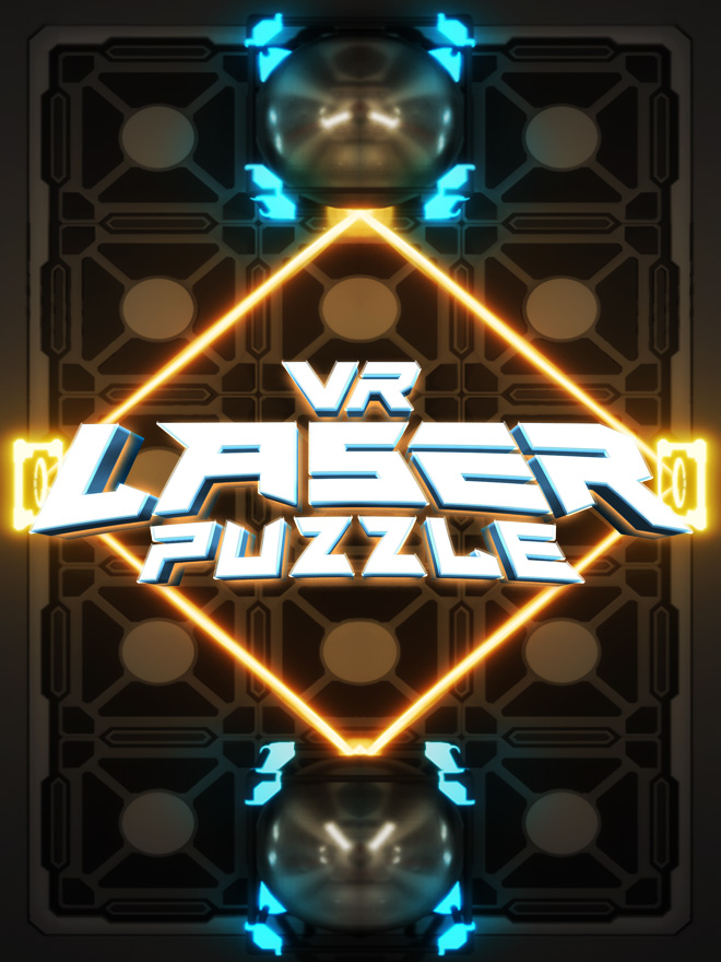 Laser Puzzle in VR
